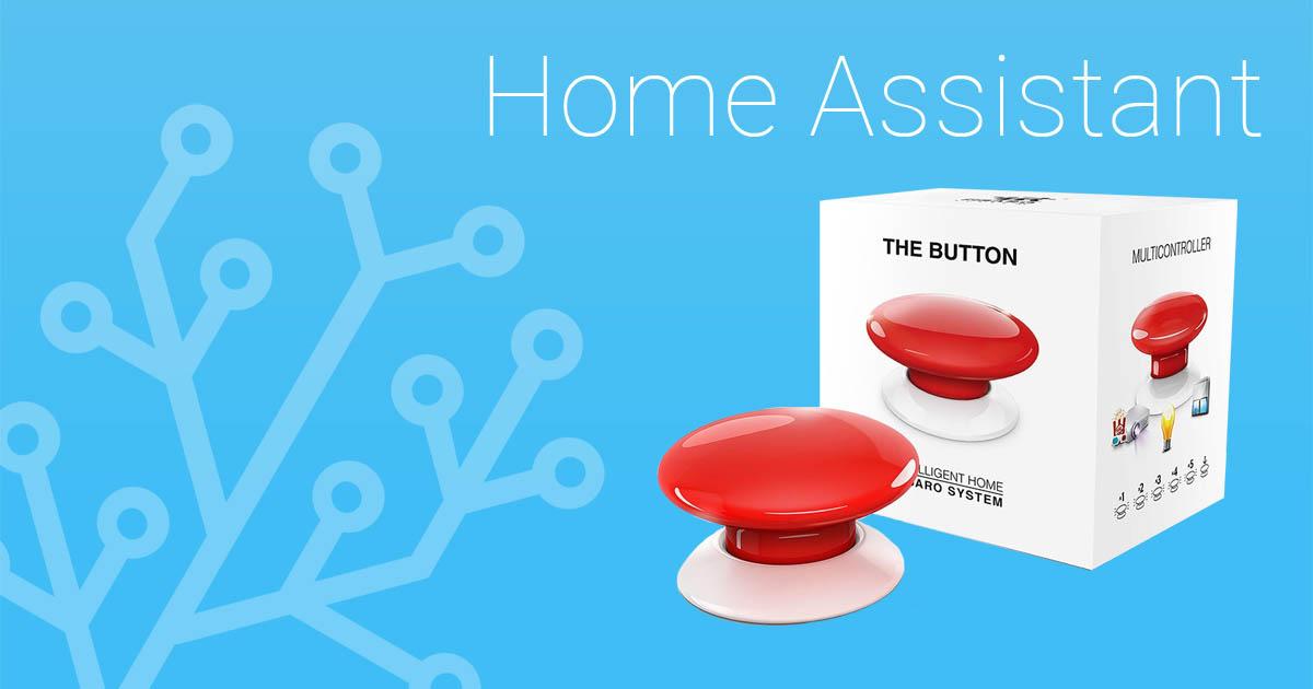 Fibaro Button (FGPB101) in Home Assistant - Robert Andresen