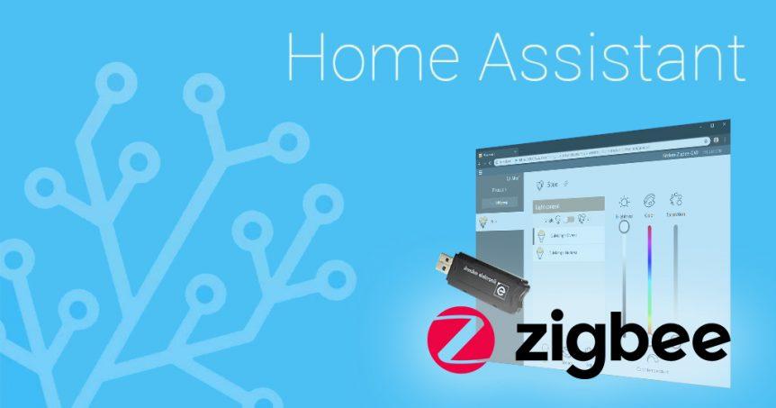Home Assistant - Zigbee - Robert Andresen